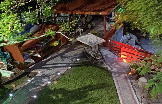Property – Backyard_Night
