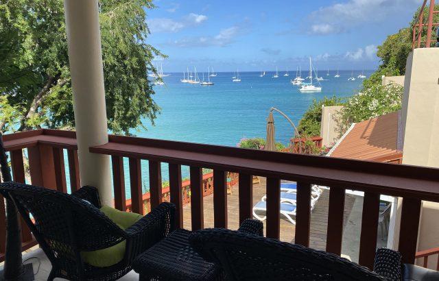 Bougainvillea – Balcony view 1