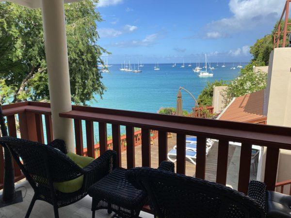 Bougainvillea - Balcony view 1