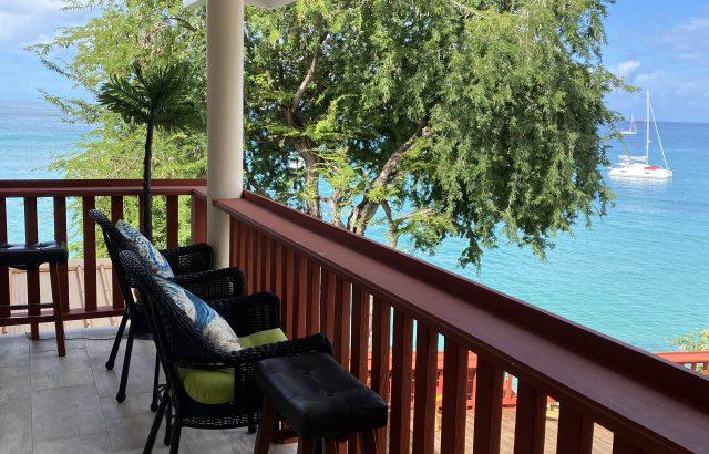 Bougainvillea – Balcony view 2