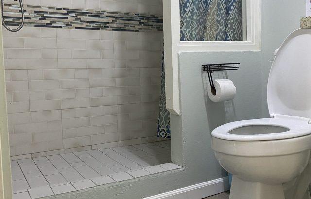 Flamboyant – Bathroom Shower 1