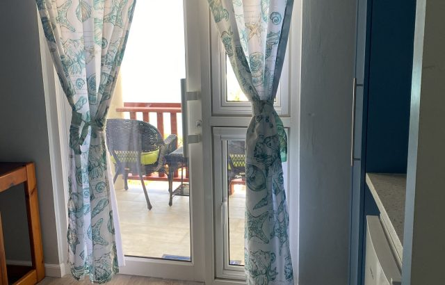 Bougainvillea – Bedroom balcony view