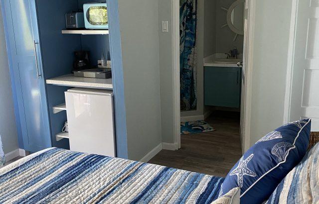 Bougainvillea – Bedroom bathroom view 1