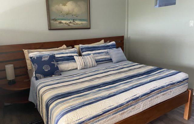 Flamboyant – King Bed Bedroom 1