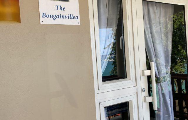 Bougainvillea – Private Entrance