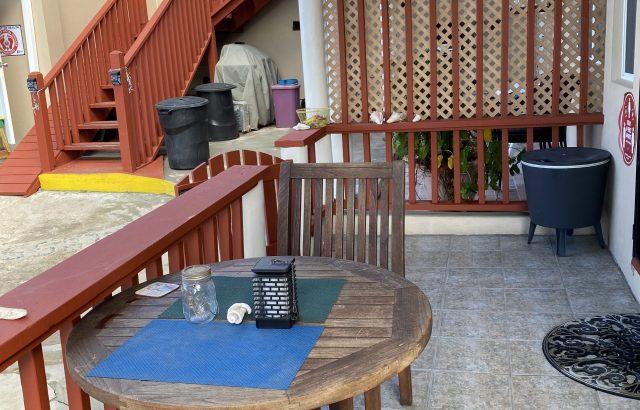 Tamarind – Verandah table