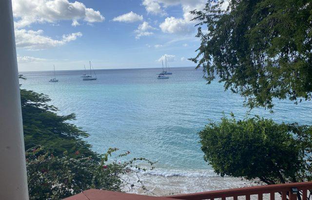 Flamboyant – Verandah Beach View 1