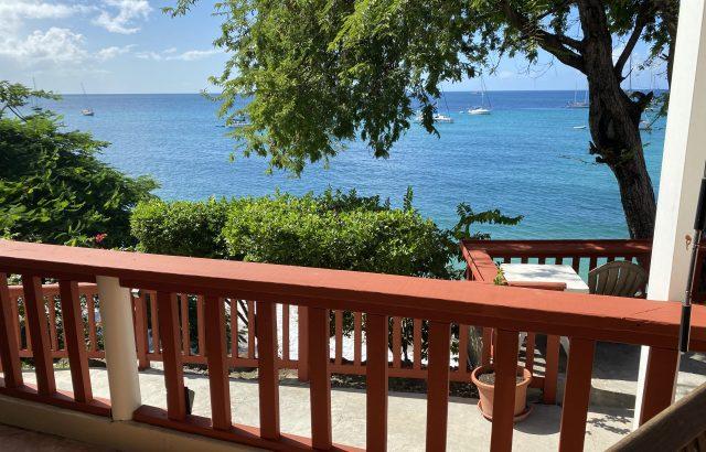 Tamarind – verandah ocean view
