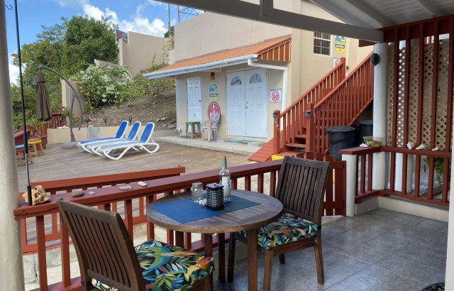 Tamarind – verandah to top deck